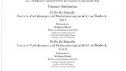 Fit für die Zukunft: Bauliche Veränderungen und Modernisierung im WEG im Überblick